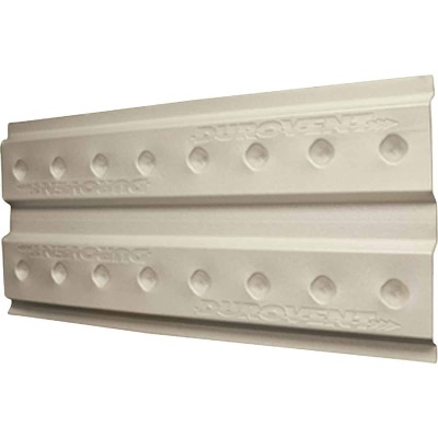 "ADO Durovent Baffle 22"" x 48"" Polystyrene DuroVent Attic Rafter Vent"