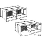 NorWesco 7-1/4 In. x 18-1/2 In. Adjustable Foundation Vent Image 1