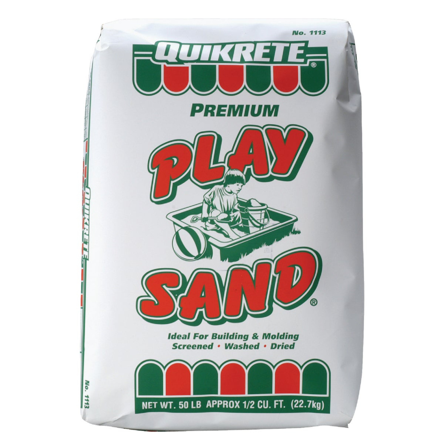 Quickrete 50 Lb. Play Sand Image 1