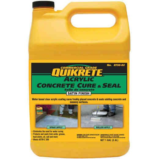 Quikrete Clear Satin Concrete Sealer, 1 Gal.