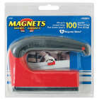 Master Magnetics 100 Lb. Ergonomic Handle Magnet Image 2