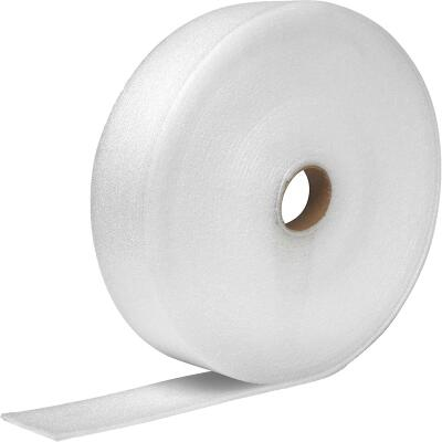 Oatey 1/4 In. Wall Foam Closet Pipe Insulation Wrap, 4 In. x 82 Ft.