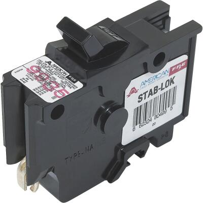 Connecticut Electric 40A Single-Pole Standard Trip Packaged Replacement Circuit Breaker For Federal Pacific