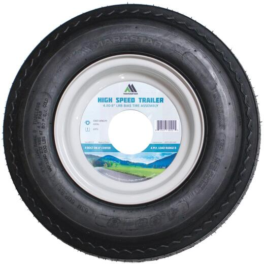 Trailer Tires/Wheels