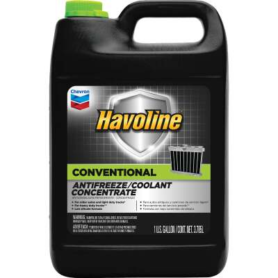 Havoline Conventional Gallon Concentrate -62 F to 265 F Automotive Antifreeze