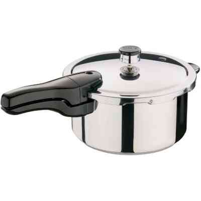 Presto 4 Qt. Stainless Steel Pressure Cooker
